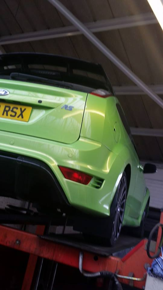 focus rs tuning in norwich